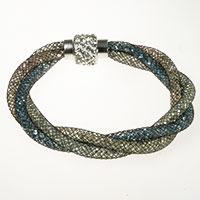 Glasarmband - Natur -