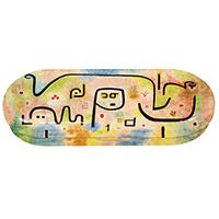 Brillenetui -Insula Dulcamara- von Paul Klee