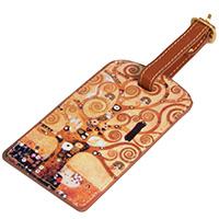 Kofferanhänger -Lebensbaum- von Gustav Klimt