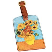Kofferanhänger -Sonnenblumen- von Vincent Van Gogh