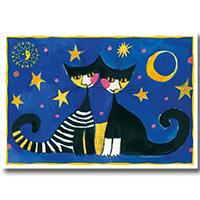 Wachtmeister Postkarte -Moonlight serenade-