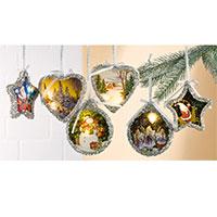 LED Hänger -Weihnachtszeit-