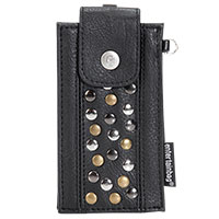 Smartphone-Hülle CLASSIC -black-