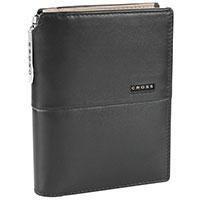 CROSS Collection Brieftasche mit Stift schwarz/taupe