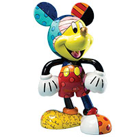Figur von Disney by BRITTO -Mickey Mouse-