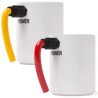 -Wired Coffee Mug- Tasse