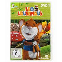 DVD Leo Lausemaus