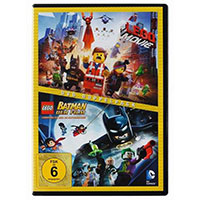 DVD Doppelpack Lego