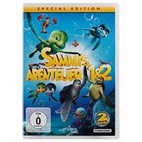 DVD Sammys Abenteuer 1&2