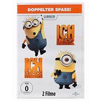 DVDs Ich - Einfach unverbesserlich 1&2