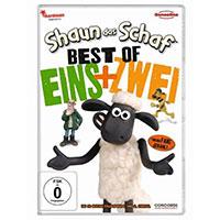 2 DVDs Shaun das Schaf