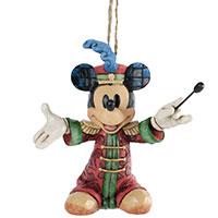 Anhänger - Dirigent Mickey -