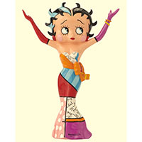 Figur - Betty Boop - Design by BRITTO
