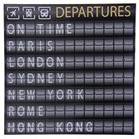 Bild auf Leinen - Departures -
