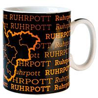 Porzellanbecher -Ruhrpott-