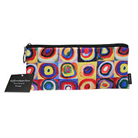 Kandinsky - Stiftemäppchen -Farbstudie-