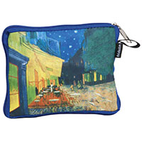 Van Gogh - bag in bag -Café de Nuit-