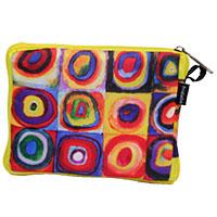Kandinsky - bag in bag -Farbstudie-