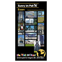 Sunny im Pott: 12er Postkarten-Set Essen