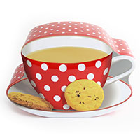 Blechbox -Tea Cup Tin-