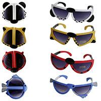 Zusammenklappbare Kindersonnenbrille