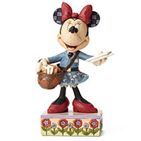 Figur -Postal Carrier Minnie-