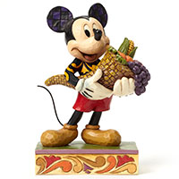 Figur -Autumn Mickey Mouse-