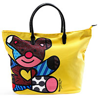 Romero-Britto-Shopper - Bär