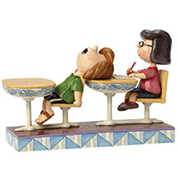 School Days with Marcie and Peppermint Patty