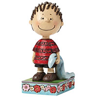 Jim Shores Figur -Loyal Linus-