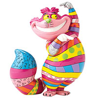 Romero Britto Figur -Cheshire Cat-