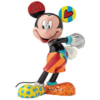Romero Britto Figur -Mickey Mouse-