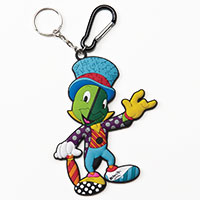 Disney by BRITTO -Jiminy Cricket- Keychain