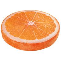 Sitzkissen -Orange-