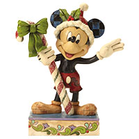 Jim Shore Figur -Mickey MouseSweet Gatherings-