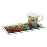 Claude Monet Espresso Set - Das Künstlerhaus -