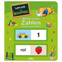 Lern mit Leo Lausemaus - Meine ersten Zahlen