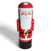 Blechbox -Santa- groß