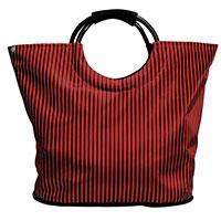 Einkaufstasche -Dubai- rot