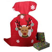 24er Weihnachts-Wichtelsack - Adventskalender