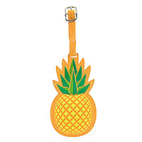 Pinapple Luggage Tag