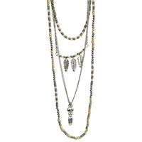 Raffinierte Halskette - Como -