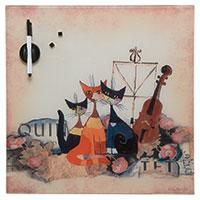 Magnettafel - Musica Romantica - von Rosina Wachtmeister