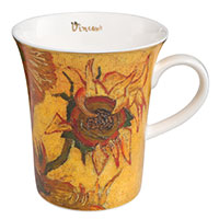 Vincent van Gogh Künstlerbecher - Sonnenblumen I -