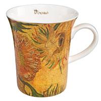 Vincent van Gogh Künstlerbecher -  Sonnenblumen II -