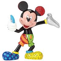 Micky Maus macht ein Selfie - zauberhafte Figur von Romero Britto!