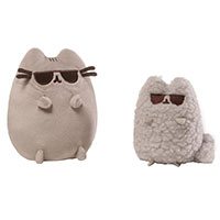 Katze im Doppelpack - Pusheen with Sunglasses -