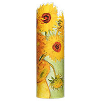 Vincent van Gogh: Vase - Sonnenblumen -