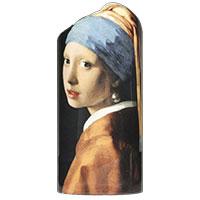 Jan Vermeer: Vase - Das Mächen mit dem Perlenohrgehänge -