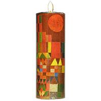 Paul Klee - Teelichthalter Burg und Sonne